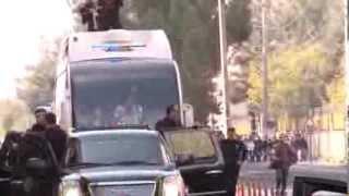 Diyarbakırlılar Başbakan Erdoğan ve eşine poşu hediye etti