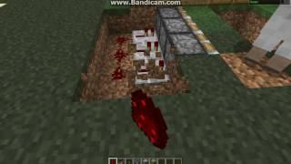 Самая крутая и эффективная ловушка в Minecraft!