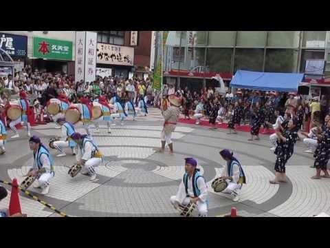 町田フェスタ2013  園田青年会   唐船ドーイ