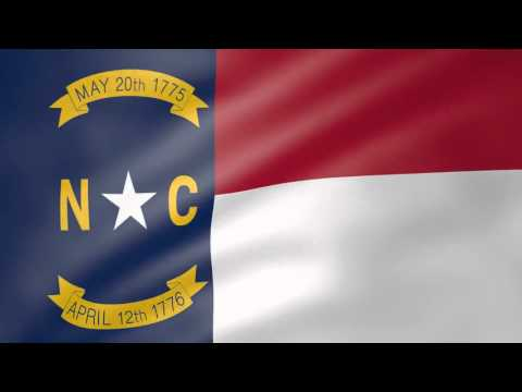 North Carolina state song (official anthem)