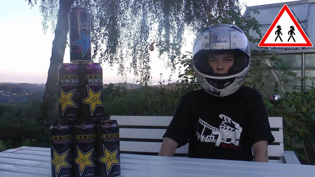 Rockstar Energy Drink Gewinnspiel