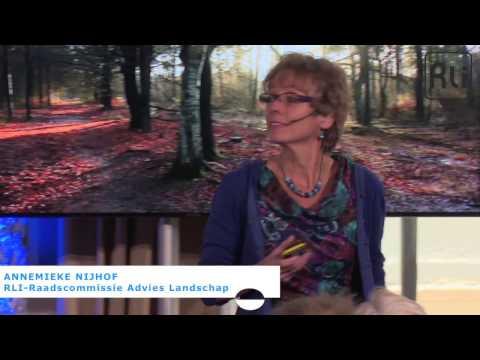Presentatie Annemieke Nijhof - advies Verbindend landschap op 8 nov 2016