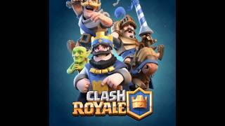 Let's play CLASH ROYALE#1