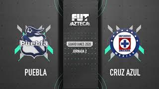 ¡Cruz Azul sale vivo en su visita a Puebla!