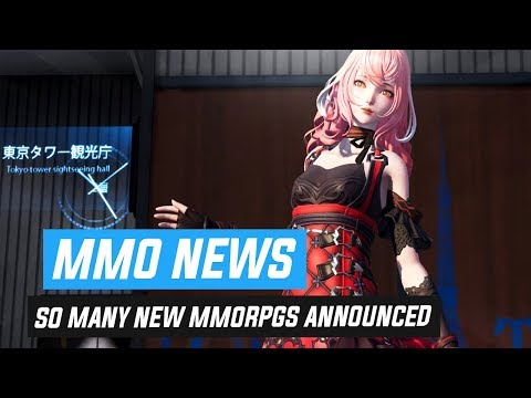 MMORPG News: SO MANY NEW MMOs!, BLACK DESERT FREE, Dragon Hound SHUT DOWN, Path Of Exile 2