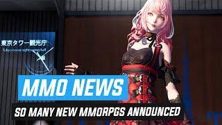 MMORPG News: SO MANY NEW MMOs!, BLACK DESERT FREE, Dragon Hound SHUT DOWN, Path of Exile 2