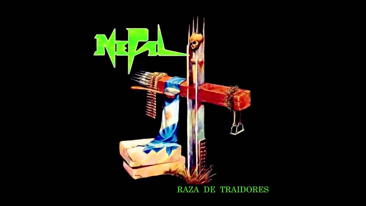 Nepal - Raza de Traidores - 1993 (Digital Remastering - 2015)