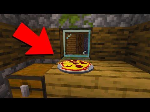 Minecraft - Chuck E Cheese Pizza