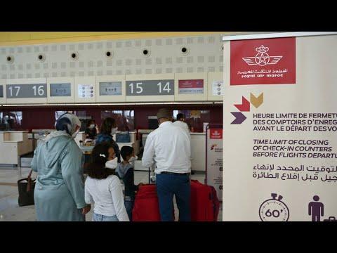 فرنسا تقلص التأشيرات لمواطني المغرب العربي بسبب سياسة الهجرة