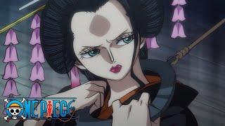 Oniwabanshu   One Piece