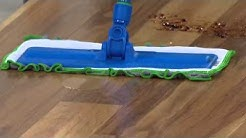 Don Aslett's All-in-One 5 piece Microfiber Mop & Duster on QVC