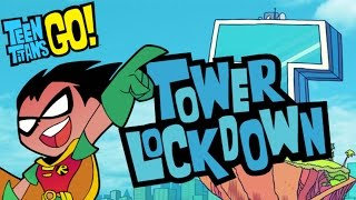 Teen Titans Go! Tower Lockdown (Walkthrough, Gameplay)