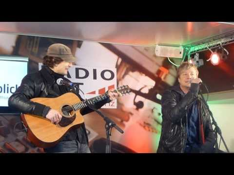 Sunrise Avenue (Riku und Samu) - I don´t dance @ Radio RST