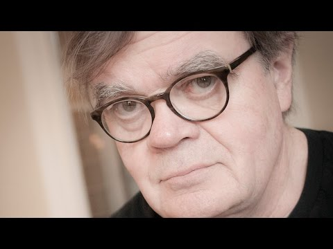 Garrison Keillor speaks at the National Press Club - May 22, 2015