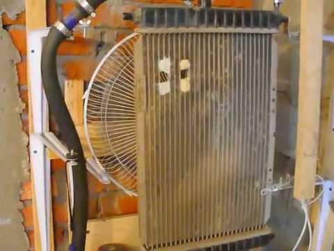 0 - Тепловентилятор своїми руками