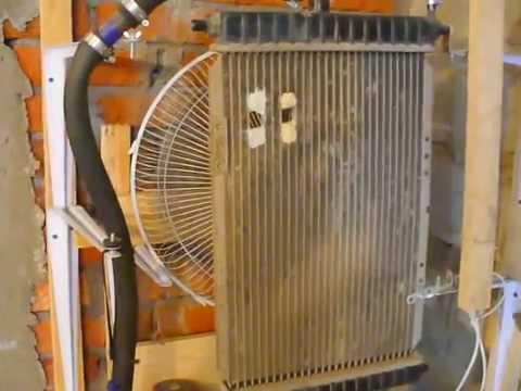 Тепловентилятор - YouTube