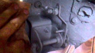 Педаль газа Уаз на тросе своими руками
