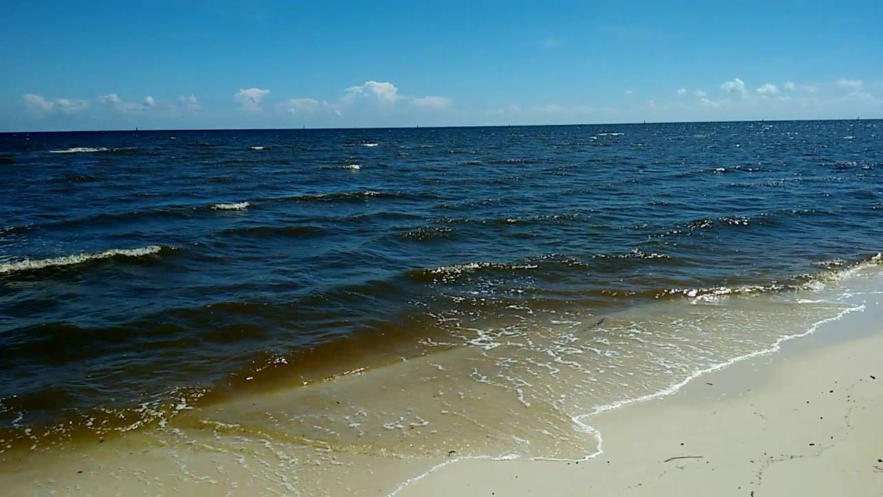 Gulfport Mississippi Beach