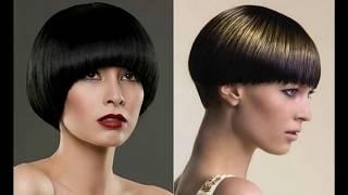 Модные прически Женские стрижки 2020 на короткие волосы