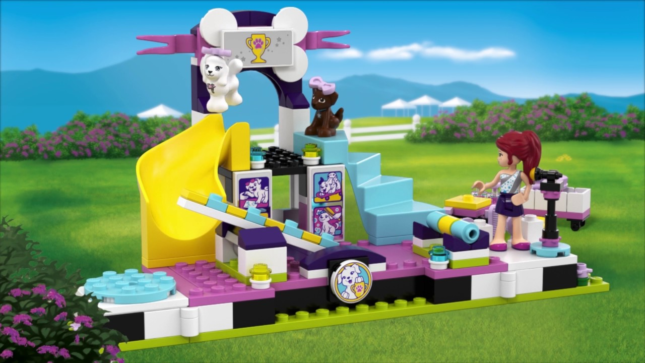 Lego Friends Dog Grooming