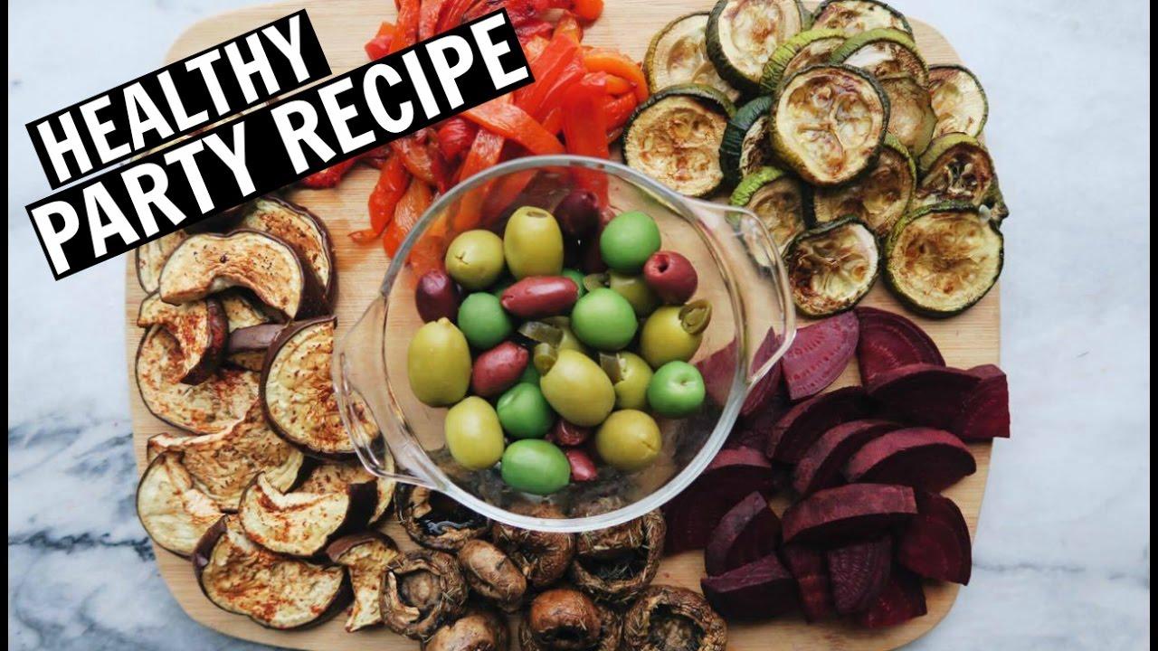 DIY Antipasti Platter // Easy Holiday Recipe