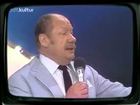 WOLFGANG VÖLZ ZU GAST IN DER ZDF-HITPARADE AUGUST 1989 (VIKTOR WORMS)