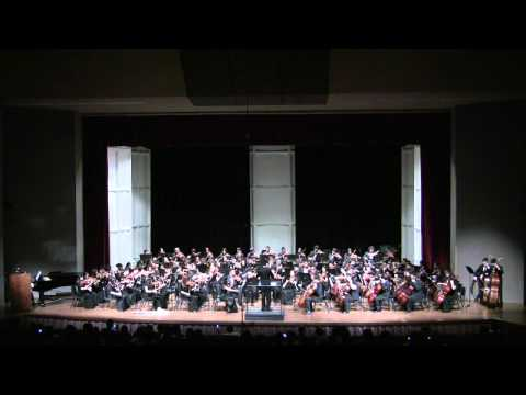 """""""The Prayer"""" by Moanalua High School Concert Strings@2011 HASTA Parade of Orchestras"""
