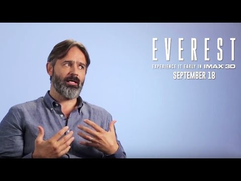 Everest -- IMAX Featurette with Director Baltasar Kormákur -- Regal Cinemas [HD]