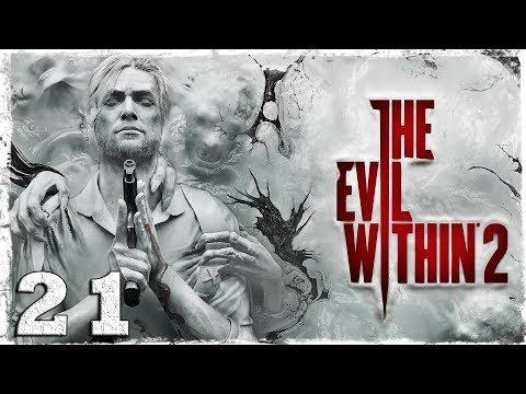 Смотреть прохождение игры The Evil Within 2. #21: Сезам откройся!