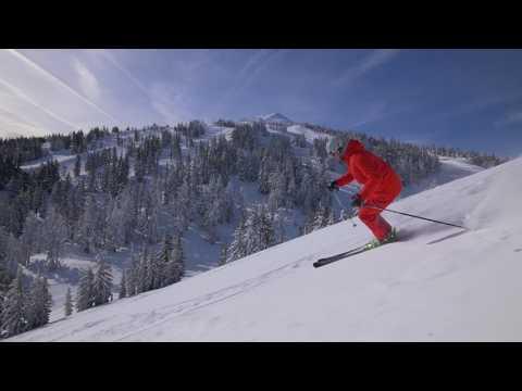 Why I Love Mt. Bachelor | Drew Bledsoe