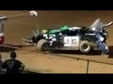 Main Seca Crate Sportmans 8/6/16 Cherokee Speedway