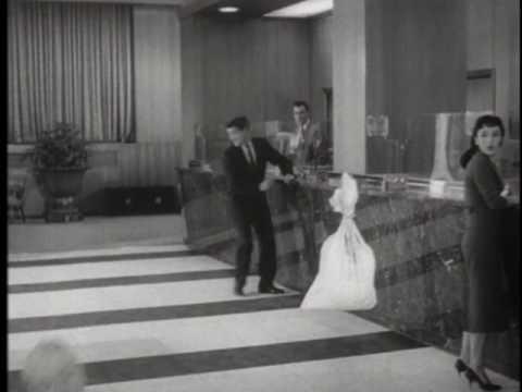 The Amazing Transparent Man (1960) - Trailer