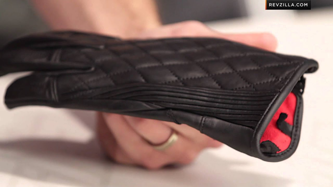 Womens leather gloves reviews - Roland Sands Women S Riot Gloves Review At Revzilla Com