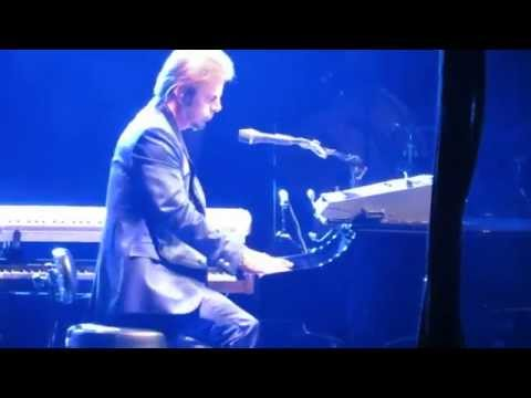 JOURNEY  Open Arms introd with Jonathan Cain piano solo  2012 Montreal HD