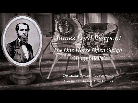 James L Pierpont  Jingle Bells traditional  James Allen Gähres, cond, Ulm Philharmonic