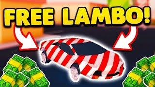 GET THE ROBLOX JAILBREAK LAMBORGHINI FOR FREE! ✅ (ROBLOX JAILBREAK LAMBO GIVEAWAY)