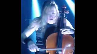 One- Apocalyptica- Bogotá, Colombia 19/11/17