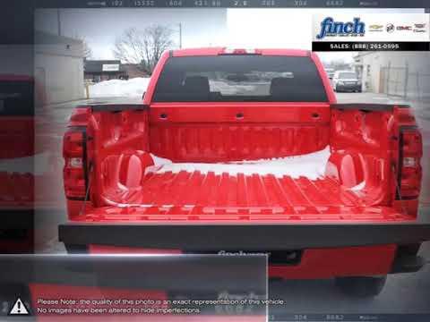2019 Chevrolet Silverado-1500 | Finch Chevrolet | 2GCVKMECXK1165927