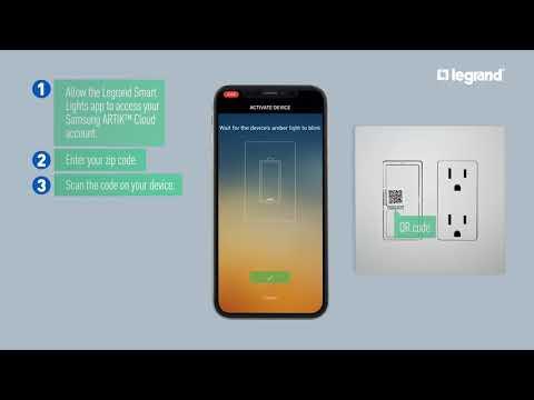 radiant® Smart Plug-In Switch, Wi-Fi | Legrand