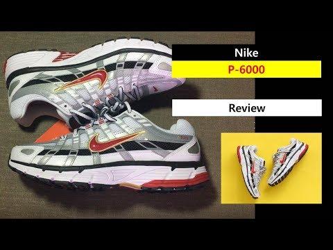 Repeat #213 Nike P 6000 Reviewon feet sneakerkult by