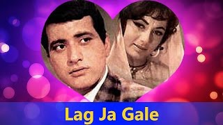 Lag Ja Gale Se Phir - Best Of Lata Mangeshkar || Woh Kaun Thi - Valentine's Day Song