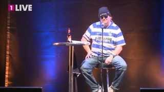 Markus Krebs bei der 1LIVE Comedynacht | 1LIVE