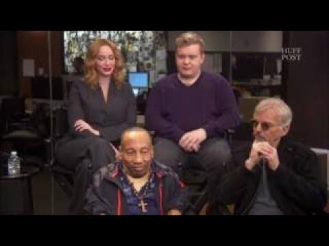 Bad Santa 2 Uncensored with Billy Bob Thornton, Kathy Bates, Christina Hendricks vesves Brett K