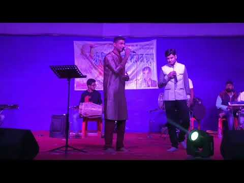 Live jain bhajan sandhya at chandragiri by nikhil jain dongargarh 9425560153