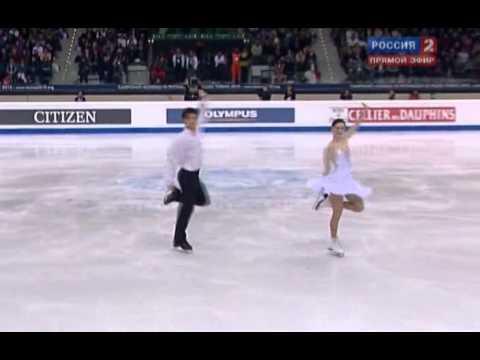 2009   2010   Worlds   Dance   FD   Tessa Virtue & Scott Moir   Symphony No  5 by Mahler