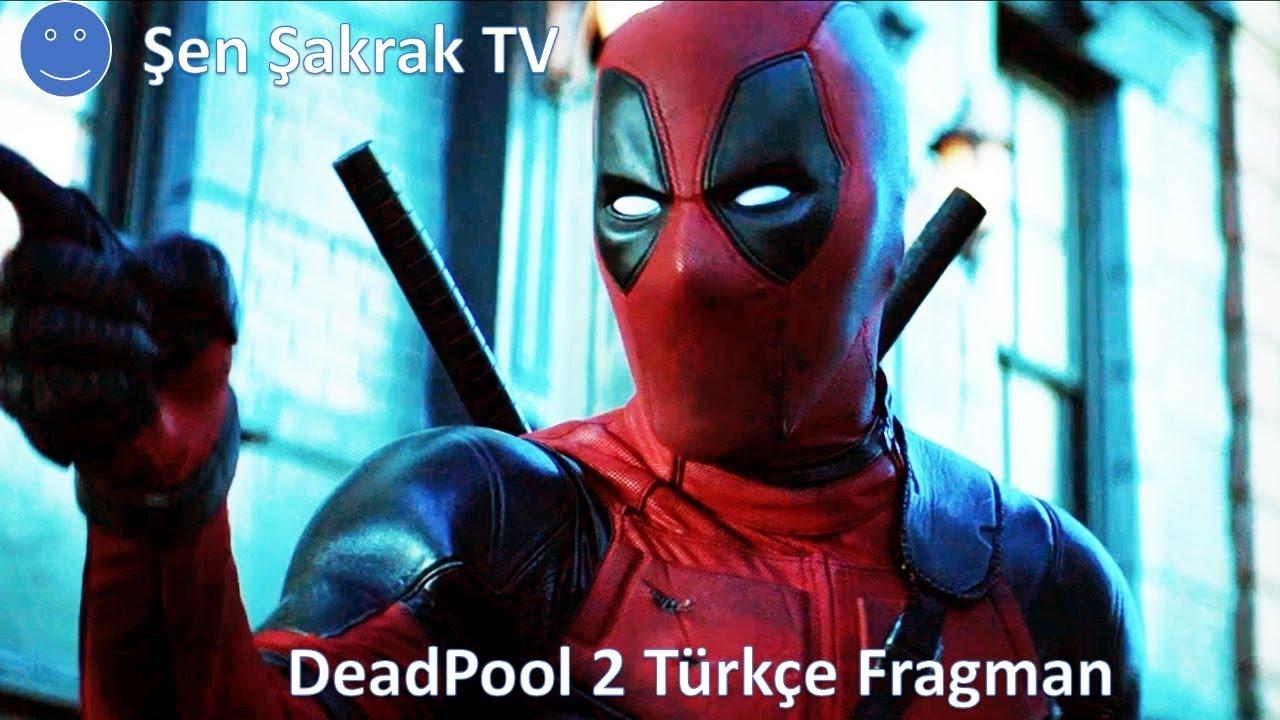Deadpool 2 Türkçe Dublaj Fragman 2018 Izle Full Hd Youtube