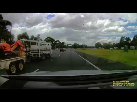 Chandler via M3 Southbound - Elgar Exit - Road View Australia