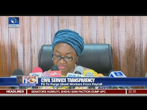 FG To Purge Ghost Workers From Payroll Pt 3 | News@10 | 13/07/18