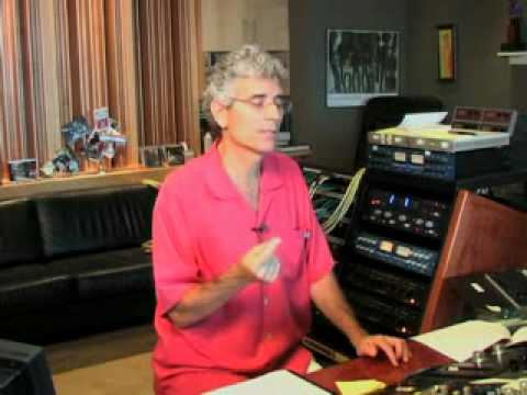 Mastering Engineer Greg Calbi Explains the Equipment Used in the Mastering Process