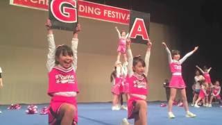 GAYAキッズイベント2015.16 (体操・ダンス・チア・XMAトリッキング)
